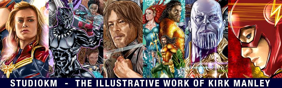 Illustrator Freelance Illustrator Kirk Manley Studiokm